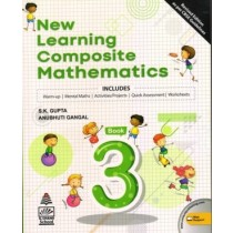 New Learning Composite Mathematics For Class 3