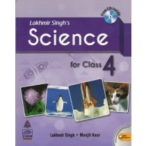 Lakhmir Singh's Science For Class 4