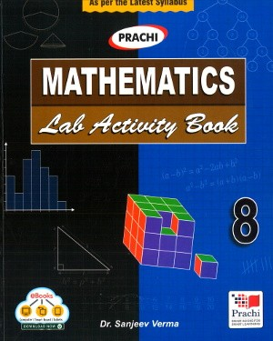 Prachi Mathematics Lab Activity Book For Class 8