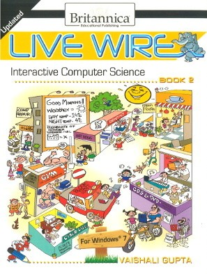Britannica Live Wire Interactive Computer Science Class 2