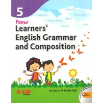 New Learner's English Grammar and Composition Class 5