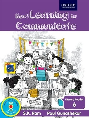 Oxford New Learning To Communicate Literary Reader Class 6