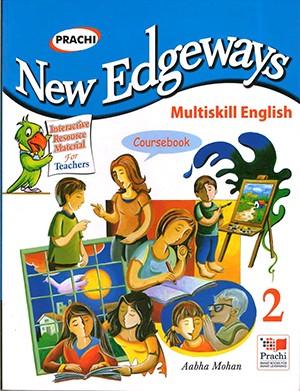 Prachi New Edgeways Multiskill English For Class 2