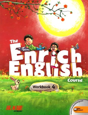 The Enrich English Workbook For Class 4