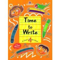 Time to Write Book 4