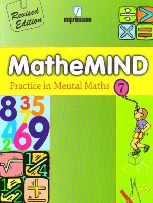 Madhubun Mathemind Practice in Mental Maths Class 7
