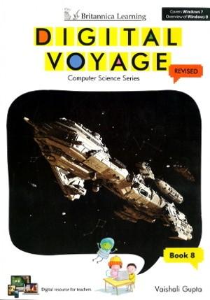 Digital Voyage Computer Science Series Class 8