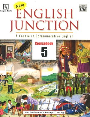 Orient Blackswan New English Junction Coursebook For Class 5