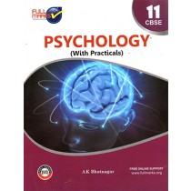 Full Marks Psychology for Class 11
