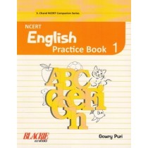 S. Chand NCERT English Practice Book 1