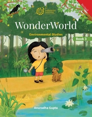 Indiannica Learning Wonder World Environmental Studies Class 3