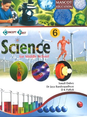 Concept First Science For Middle School Class 6