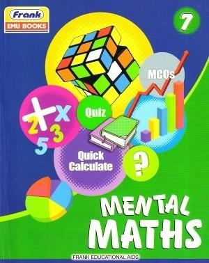Frank Mental Maths Class 7
