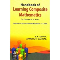 S chand Learning Composite Mathematics Solution Book For Class 3 to 5