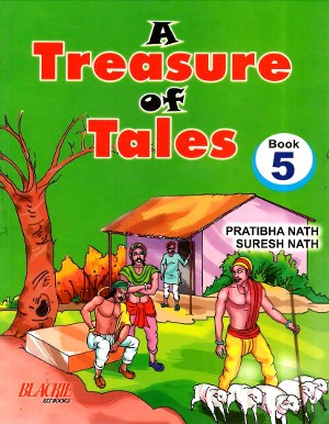 A Treasure of Tales For Class 5