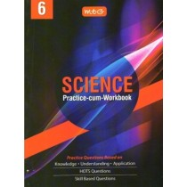 MTG Science Practice-Cum-Workbook For Class 6