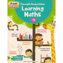Frank Learning Maths Class 4