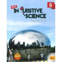 New Inquisitive Science For Class 6