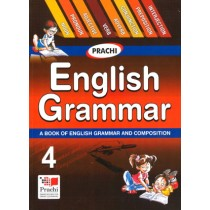 Prachi English Grammar For Class 4