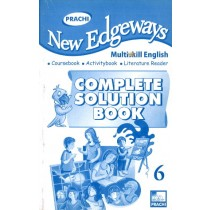 Prachi New Edgeways Complete Solution Book Class 6