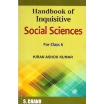 S chand Inquisitive Social Science Solution Book For Class 6