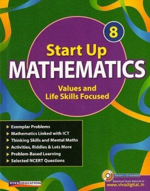 Viva Start Up Mathematics Book 8