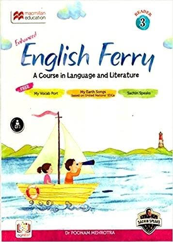 Macmillan English Ferry Reader Book 3 (2019 Edition)