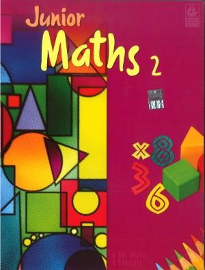 Bharati Bhawan Junior Maths For Class 2