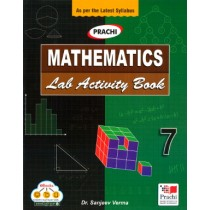 Prachi Mathematics Lab Activity Book For Class 7