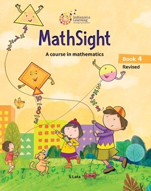 Indiannica Learning MathSight Class 4