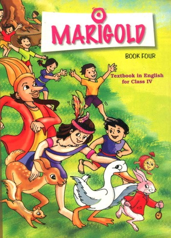 NCERT Marigold Book Four For Class 4