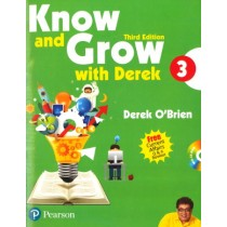 Pearson Know and Grow With Derek 3 Third Edition by Derek O' Brien