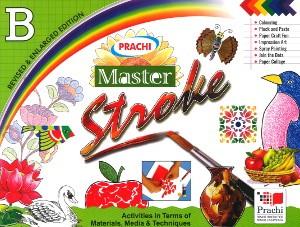 Prachi Master Stroke B For KG Class