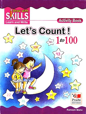 Prachi Let's Count 1 to 100
