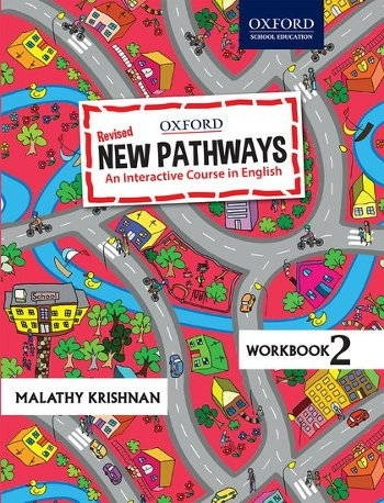 Oxford New Pathways English  For Class 2 (Work Book)