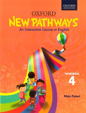 Oxford New Pathways English Workbook For Class 4