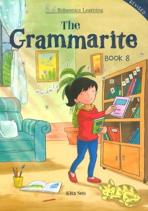 Britannica The Grammarite Class 8