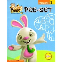 Acevision Busy Bees Pre-Set English Book 1