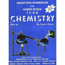 Dalal Objective Workbook For Simplified ICSE Chemistry for Class 9