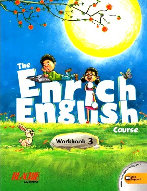 S chand The Enrich English Workbook Class 3