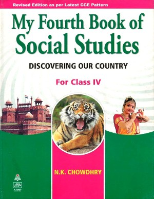 My Fourth Book Of Social Studies For Class 4