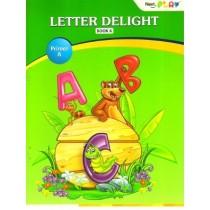 Next Education Letter Delight Book A - Primer A