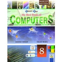 Mascot Education My Best Book of Computers Class 8