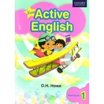 Oxford New Active English Workbook Class 1