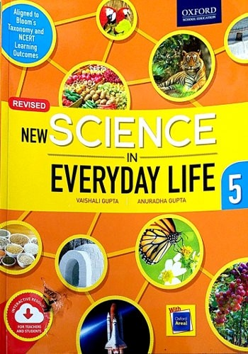 Oxford New Science In Everyday Life For Class 5