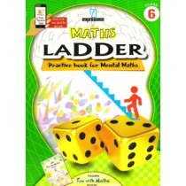Maths Ladder Practice Book for Mental Maths Class 6