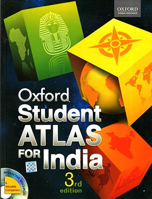 Oxford Student Atlas For India 3rd Edition