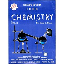 Dalal ICSE Chemistry Simplified ICSE Chemistry Class 10