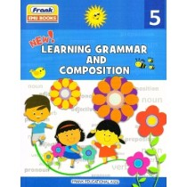 Frank New Learning Grammar and Composition Class 5