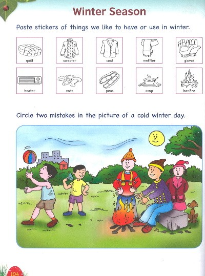 Viva Young Learner Environmental Studies Book 2